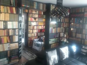 Biblioteca de acasă