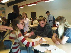 vizita Suedia Erasmus popular culture